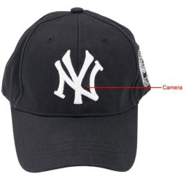 Toughsty HD Hidden Camera Sport Hat