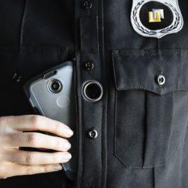 BodyWorn Smart Police Body Camera