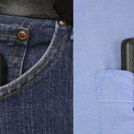 RecorderGear PC550 Wearable Body Cam