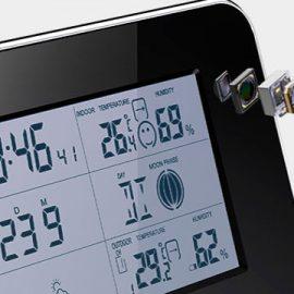 AI-WS01 WiFi Weather Station Camera