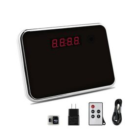 Beenwoon Hidden Camera Alarm Clock