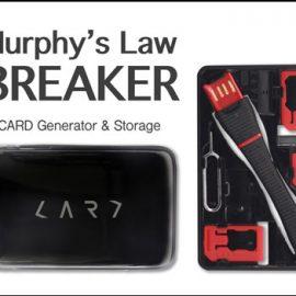 CARD Storage & Generator Multitool for Emergencies