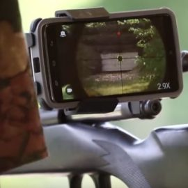 Mark II Smartphone Scope Mount
