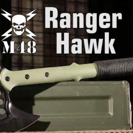 United M48 Ranger Hawk Axe