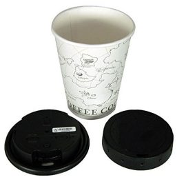 Lawmate Coffee Cup Lid DVR To Record Video Covertly