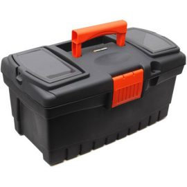 Toolbox with Hidden Camera Records Onto Itself