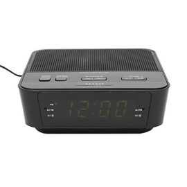 EZ Clock Radio with Hidden Camera