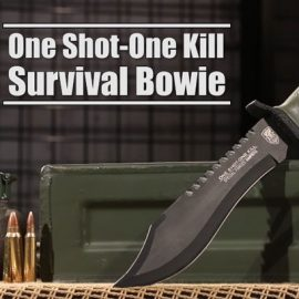 One Shot One Kill SOA Survival Bowie