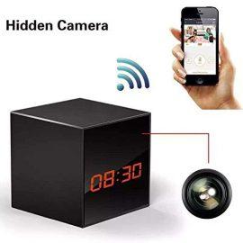 JIMINCI Hidden Camera Clock