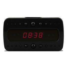 icemoon WiFi Hidden Camera Alarm Clock