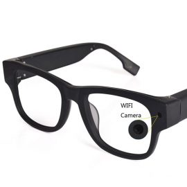 iMaxime Wearable Live Streaming Camera Glasses