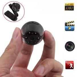 Heymoko Round Spy Hidden Camera