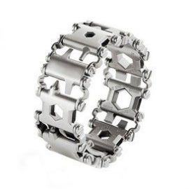 Stainless Steel Multitool Bracelet