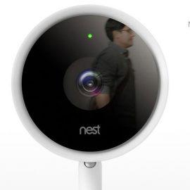 Nest Cam IQ Security Camera