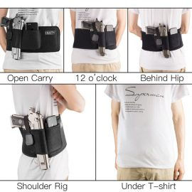 Emarth Belly Band Holster for Your Weapon