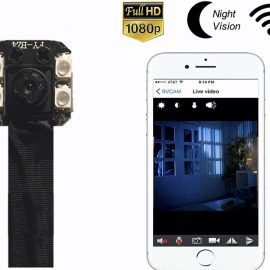 EYE-MONITOR Night Vision Spy Camera