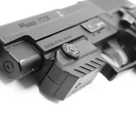 Mantis X: Smartphone Compatible Firearm Training System