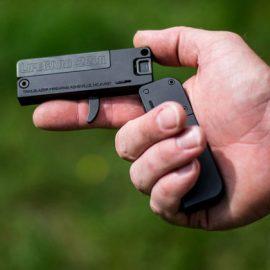 LifeCard Credit Card Shaped Gun