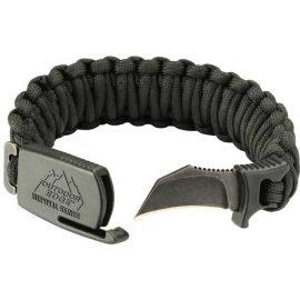 Para-Claw Paracord Knife Survival Bracelet
