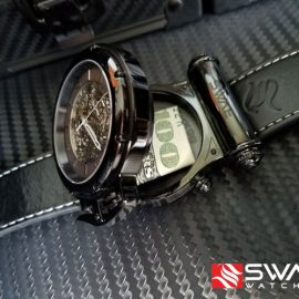 SWAE STASH Watch with Hidden Space