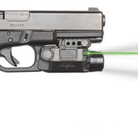 Viridian X5L Laser Sight & Tac Light for Guns