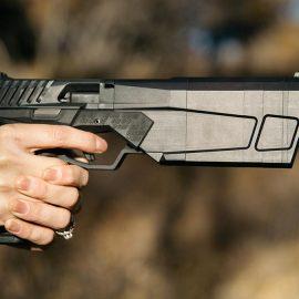 Maxim 9 Integrally Suppressed 9mm Handgun