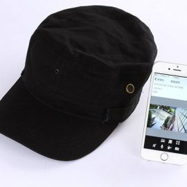 WiFi Hat Cam Lets You Record Video Covertly