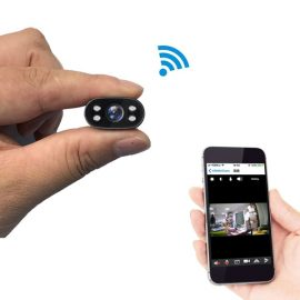 PNZEO WiFi 1080p Mini Camera