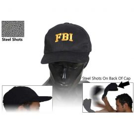 FBI Self Defense Sap Cap