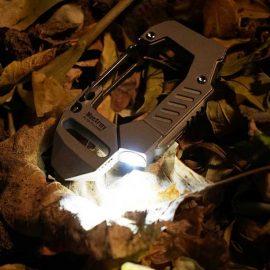 MecArmy FL10 Carabiner Flashlight