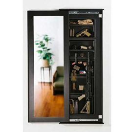 Tactical Walls 60″ Concealed Storage Wall Mirror