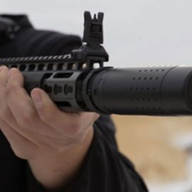 Chimera 30 Silencer for Short Barreled Rifles
