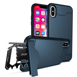 Olixar X-Ranger Tough iPhone X Case with Multitool