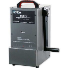 Proton PDS-75 Manual Hard Drive Crusher