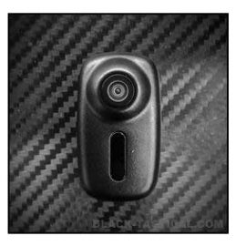 Black Stealth Pro Body Camera