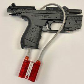 safeTstrap App Smart Gun Lock with Motion Alerts