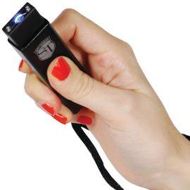 Slider Mini 3 Million Volt Stun Gun + Flashlight