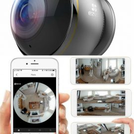EZVIZ ez360 Pano 360-Degree WiFi Security Camera