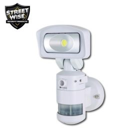 NightWatcher SWNW760 Robot Security Camera & Light