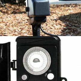 Zone Shield Outdoor Power Strip 4K DVR