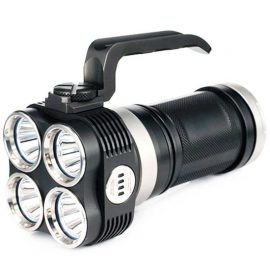 JETBeam NITEYE Cree XM-L2 LED Flashlight