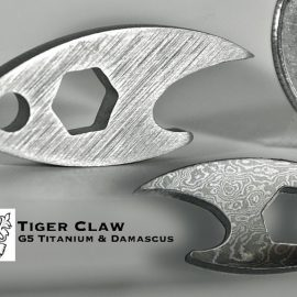 TIGER CLAW: 10 In 1 Multitool