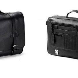 BulletBlocker NIJ IIIA Bulletproof Leather Flap Briefcase