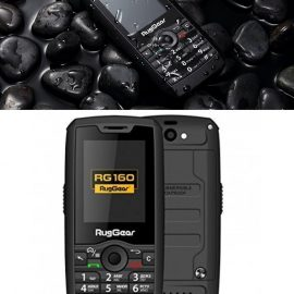 RugGear RG160: Rugged Waterproof Smartphone