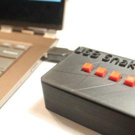 USB Snake Box: Python Hacking Tool