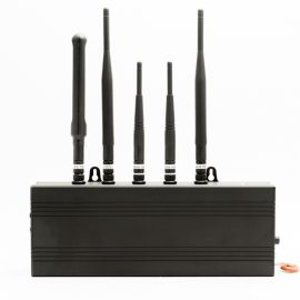 Wide Area Cellphone Detector with 5 Antennas