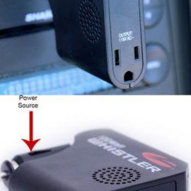 Omni Inverter Car Spy Camera