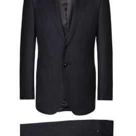 Bulletproof Armani Wall Street Suit