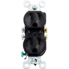 Bush Baby Wall Outlet with Covert 1080p Camera