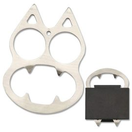 Wild Kat Steel Self-Defense Keychain